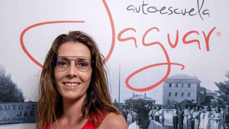Entrevista Ana María Selva Cortés, Presidenta de la Asociación de Autoescuelas de Albacete (AECAB).