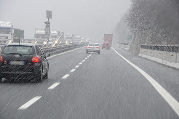 Consejos para conducir con nieve o hielo